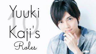 voice actor   10 of yuuki kaji s roles