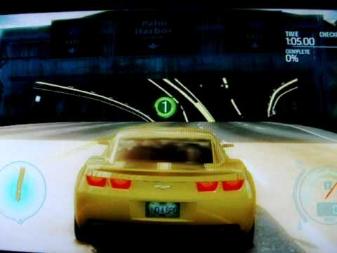 weird need for speed undercover glitch ps3 youtube. Black Bedroom Furniture Sets. Home Design Ideas