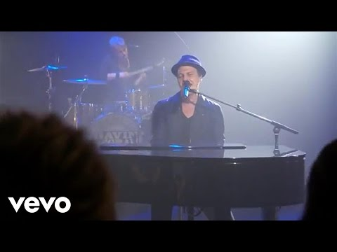 Gavin DeGraw - Chariot (AOL Music Sessions)