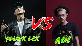 Younx lex vs Aoi keren abis