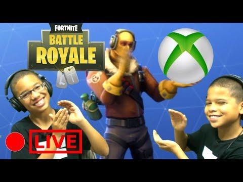 Fortnite Battle Royale - TARGET PRACTICE AR BLAST Part 2 - XBOX ONE