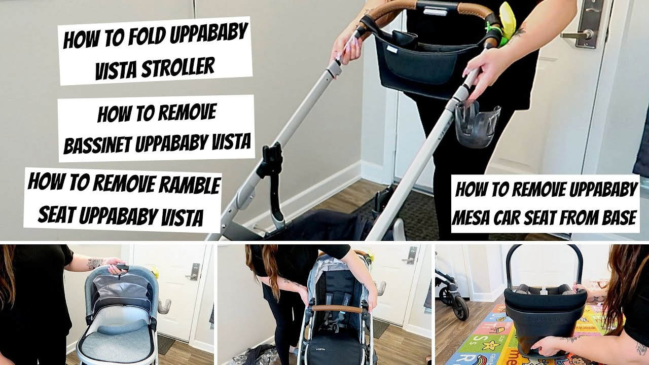 41++ Uppababy vista stroller remove bassinet ideas
