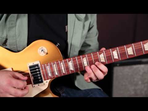 Peter Frampton - Do You Feel Like We Do - Guitar Lesson - How to Play on Guitar, Les Paul