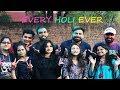 HOLI College ki  || Hostel Life || Haryanvi Holi || Swadu Staff Films