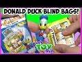 Donald Duck (Paperino) DuckTales Italian Blind Bags (1990s) Opening | Bin's Toy Bin