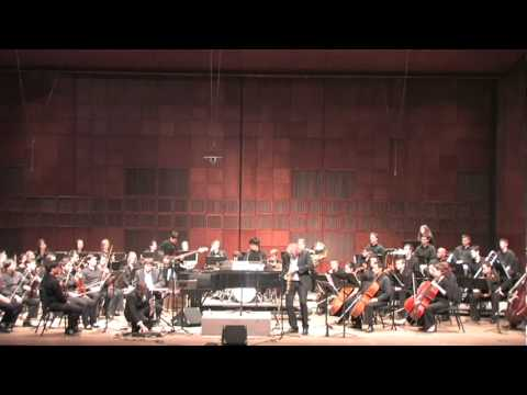 Animation with the Cincinnati Conservatory Orchestra