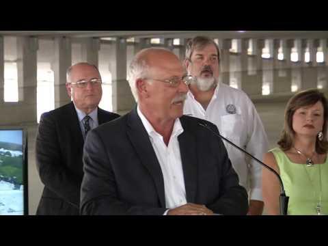 Polk County Parking Garage Grand Opening
