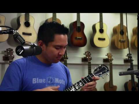 Abe Lagrimas Jr Interview & Acoustic Ukulele Recording
