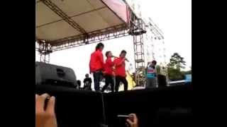 Parna Brother - Heal The World  konser di Sumbul