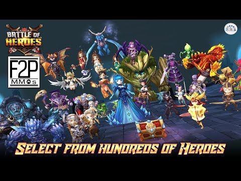 Battle of Heroes Gameplay Android / iOS