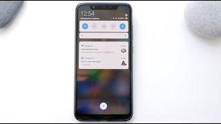 Впечатления от MIUI 10 на Xiaomi Mi 8