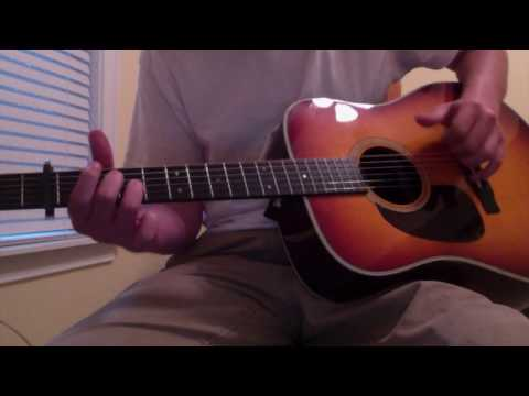 Jason Isbell Speed Trap Town Chords and Tutorial