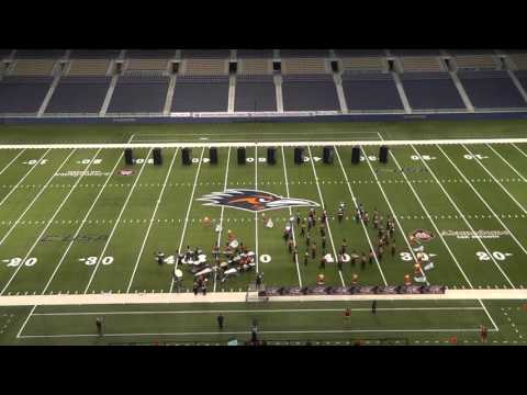 Queen City High School Band 2015 - UIL 3A Texas State Marching Contest
