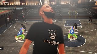99 OVERALL ASTACKZ GAVE ME THE BEST JUMPSHOT ON NBA 2K19 🤮 SHOOT OVER DOSE WITH ANY BUILD🤯