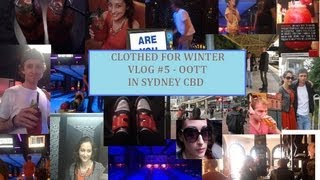 VLOG #5 OOTT in Sydney CBD II Clothed For Winter Thumbnail