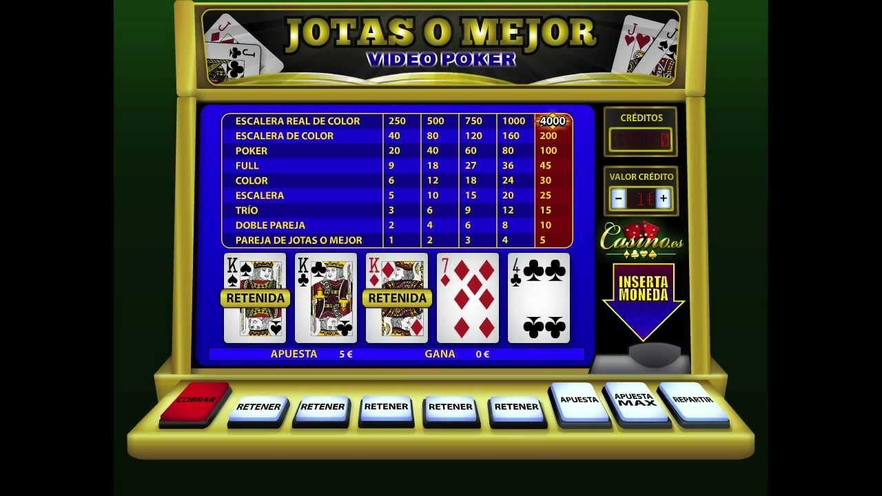 Juegos de maquinas de poker para doblar gratis casino royale - poker scene 2