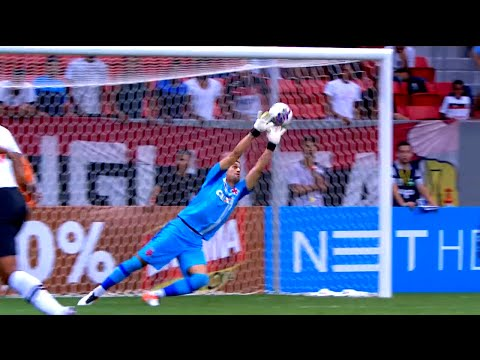 Martín Silva ● Spectacular Saves 2016 ● CR Vasco da Gama ||HD||