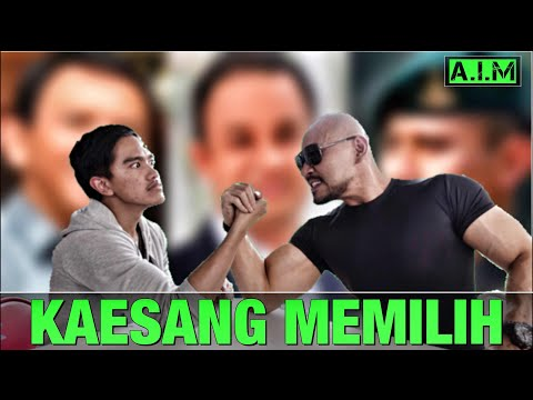 EXCLUSIVE KAESANG  MENJAWAB!! : AHOK, ANIES ATAU AGUS 🇲🇨(MISTERI TERUNGKAP!) beneran klik beit