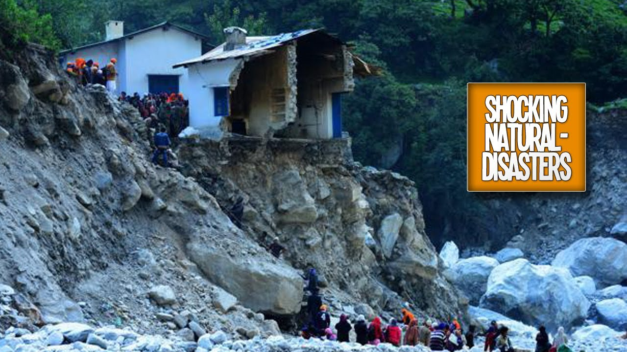 Essay on disaster in uttarakhand 2016