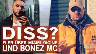 Fler disst Miami Yacine und Bonez MC?!