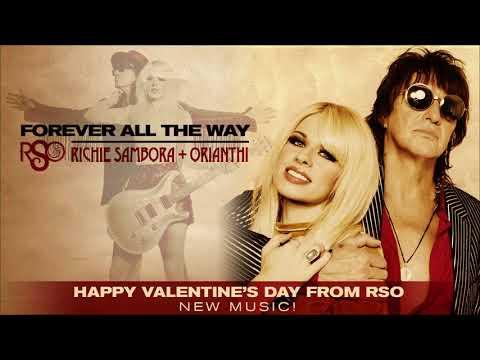 "RSO: Richie Sambora & Orianthi  ""Forever All The Way"""