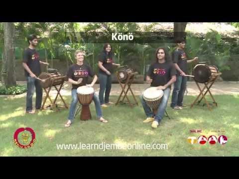 Learn Djembe Online - Kono sneak peek