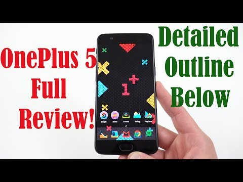 OnePlus 5 Official Full Review: Does the Camera Justify the Hype?