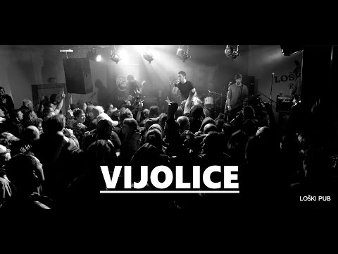 NIET - Vijolice (live, LOŠKI PUB, 9.4.2016)