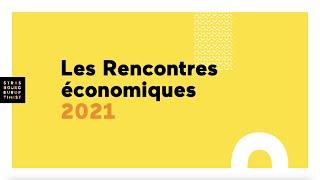rencontres économiques 2021 site de rencontre gratuit gaspésie