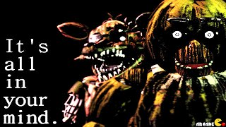 Five Nights At Freddy's 3 Gameplay NIGHT 1 COMPLETE!