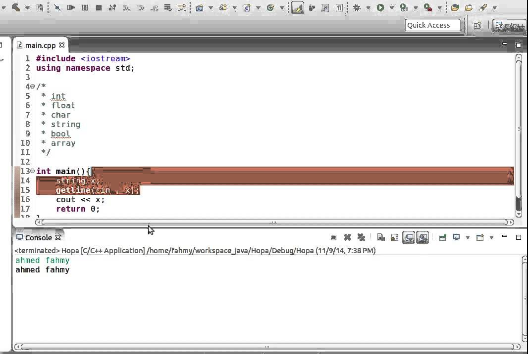 cpp how to make an array of pointers