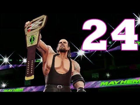 WWE Mayhem - World Champion - Part 24 [Season 8 Episode 3/3] Android Gameplay