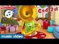 Jag Ar En Gummibjorn (Christmas Special) 🎅🏻 Gummibär 🎄 Swedish Gummy Bear Song