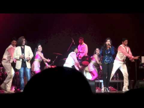 Shreya Ghoshal Live - Ooh La La HD