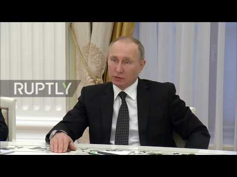 Russia: Putin and Vucic discuss bilateral relations ahead of Serbian elections