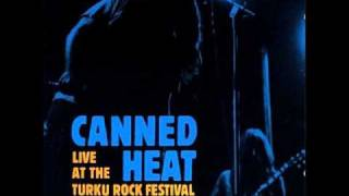 Canned Heat - On The Road Again [Live 1971]