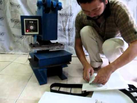 Paket Mesin Pembuat Sandal Hotel
