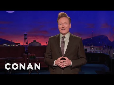 Conan On Trump's Overqualified NASA Nominee  - CONAN on TBS