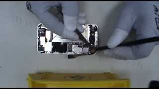Oprava nabíjania iPhone 4s / How to repair iPhone 4s charging