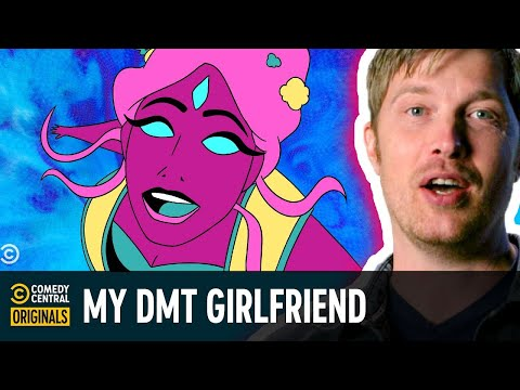 DMT Always Shows Shane Mauss the Same Purple Woman on His Trips - Tales from the Trip