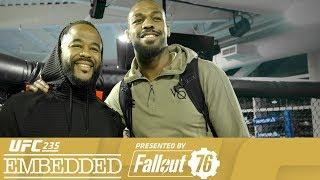 UFC 235 Embedded: Vlog Series - Episode 4
