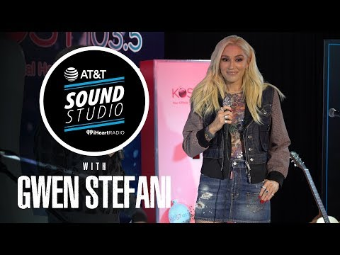 KOST Articles - WATCH: Gwen Stefani Performs Christmas Music at KOST 103.5 + Q&A!