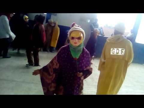 Carnaval del el pozo pantepec puebla  2017