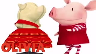 Olivia the Pig | Olivia's Fashion Show | Olivia Full Episodes