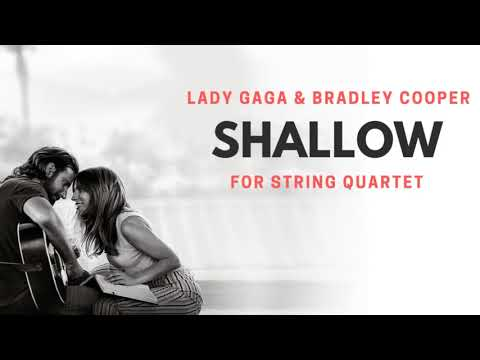 SHALLOW (A Star Is Born) STRING quartet Cover !