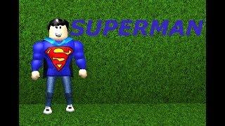 I Dress Same Of Superman   Roblox Bloxburg