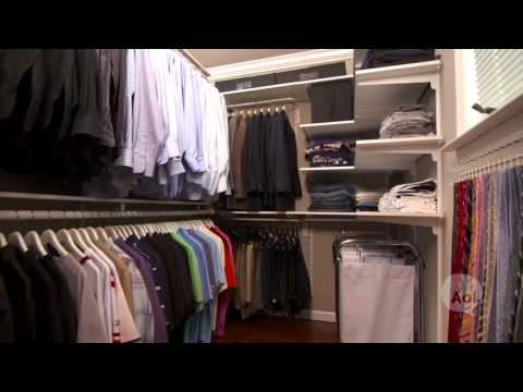 Minute Makeover Create A Fabulous Walk In Closet With These Budget Tips