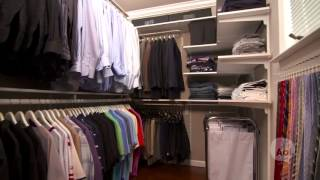 Minute Makeover: Create A Fabulous Walk-in Closet With These Budget Tips