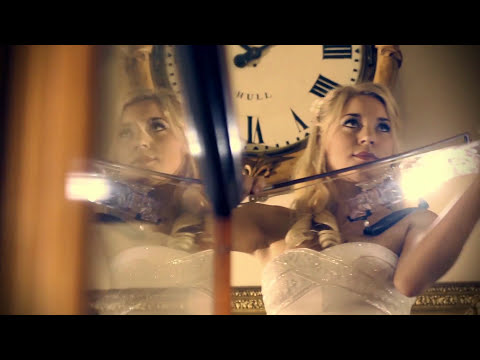 CANON IN D (One World) THE WORLD IS ONE Electric Violinist Kate Chruscicka full video OFFICIAL