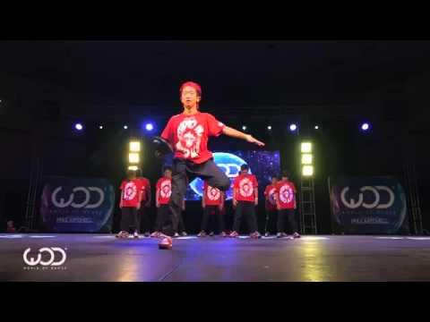 Nhóm nhảy học sinh sáng tạo nhất!